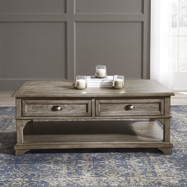 Carillo Coffee Table by Darby Home Co Darby Home Co