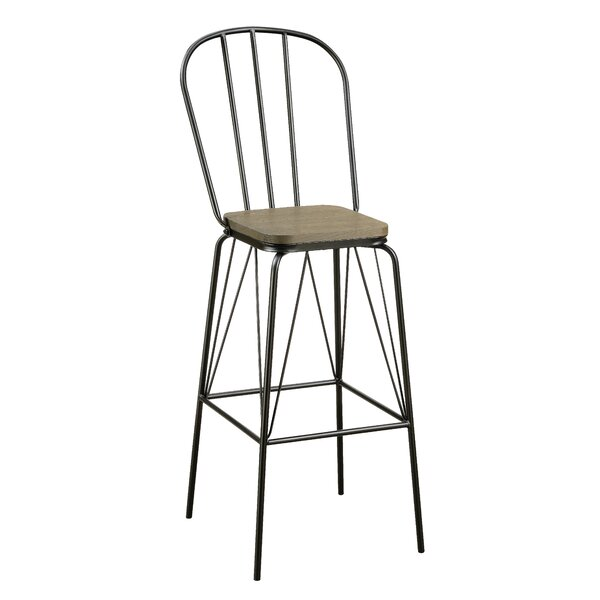 Hardnett 30 Bar Stool (Set of 2) by Williston Forge