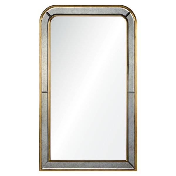 Barclay Butera Leaf Full Length Mirror by Mirror Image Home