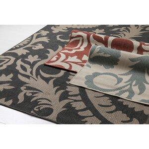 Hattie Parchment & Sage Indoor/Outdoor Rug