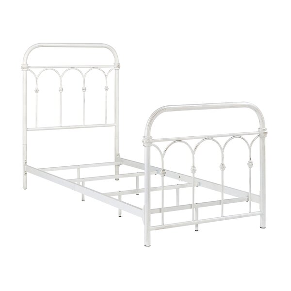 Letterly Standard Bed by Gracie Oaks