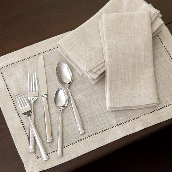 Marcy Linen Placemat (Set of 6) by Birch Lane™