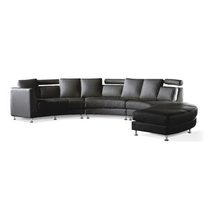 Leather Living Room Sets Youll Love
