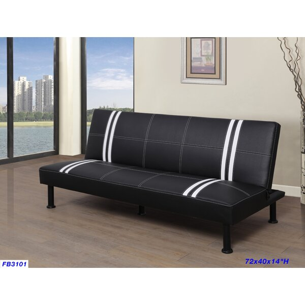 Tavon Convertible Sofa by Ebern Designs
