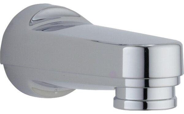 Wall Mounted Tub Spout Trim with Diverter by Delta Delta