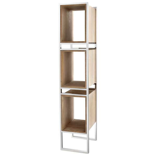 Pueblo Cube Unit Bookcase by Cyan Design