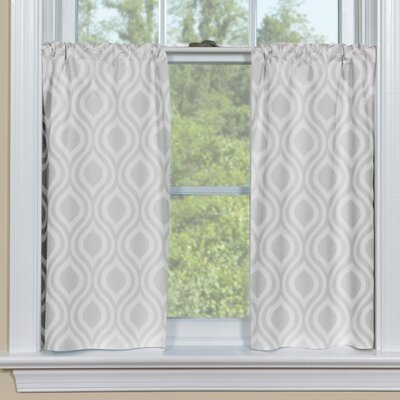 Ogee Petite Kitchen Curtain Contempo Curtains