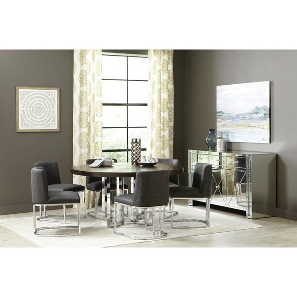 Treska 7 Piece Dining Set by Wrought Studio Wrought Studio