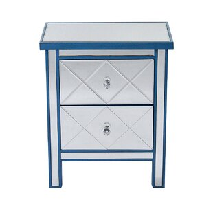 Lindel 2 Drawer Accent Chest