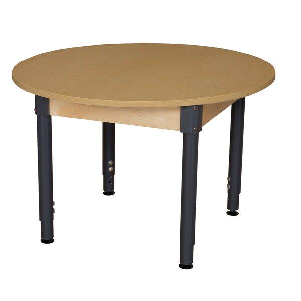 High Pressure Laminate 42 Circular Activity Table by Wood Designs