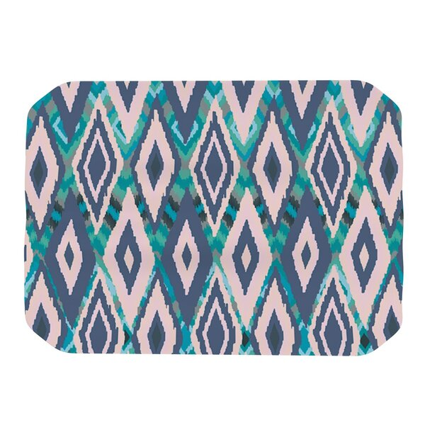 Tribal Ikat Placemat by KESS InHouse