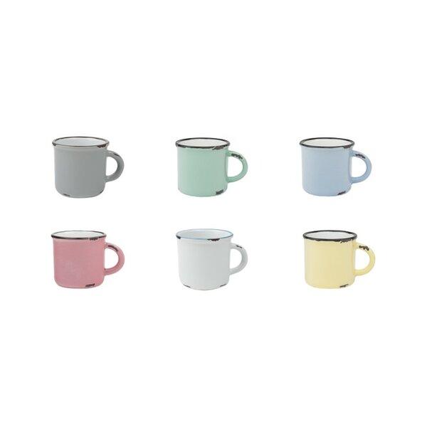 Tinware Espresso Mug