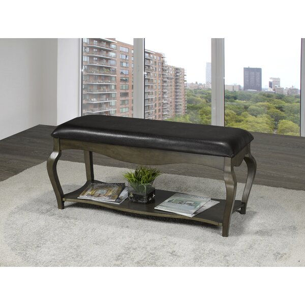 Olmo Bench by Charlton Home