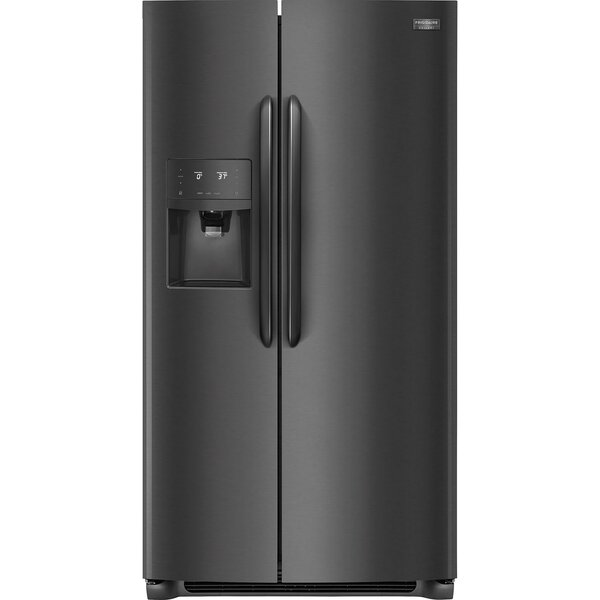 22.1 cu. ft. Side-By-Side Counter Depth Refrigerator by Frigidaire