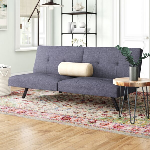 Press Convertible Sofa By Zipcode Design by Zipcode Design Great Reviews
