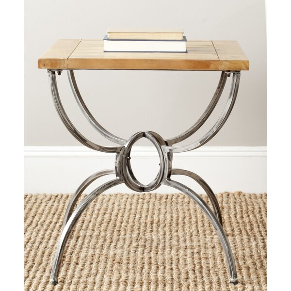 Alvin End Table by Safavieh