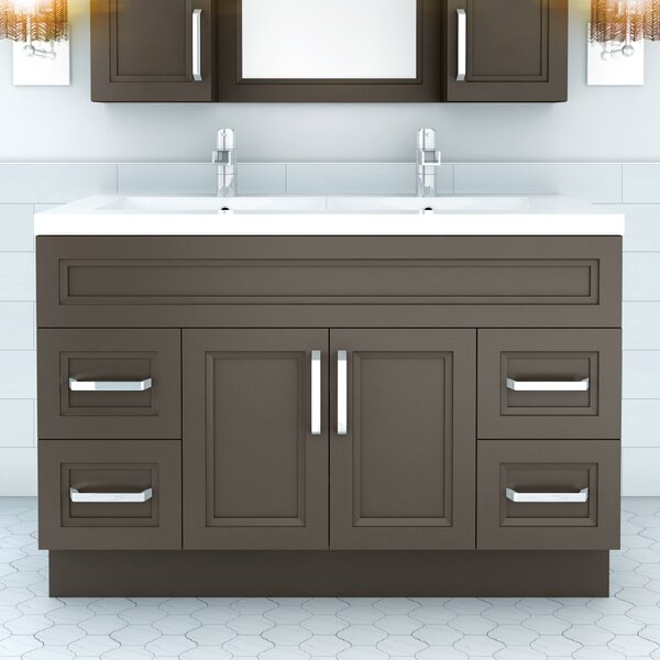Urban 48 Double Bathroom Vanity Set by Cutler Kitchen & Bath
