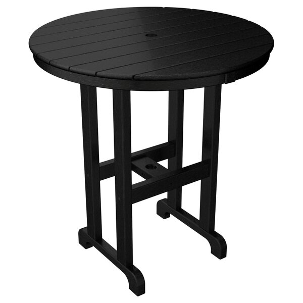 La Casa Café Plastic Bar Table By POLYWOOD®