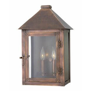 Best Price Thatcher 2-Light Outdoor Sconce By Hinkley Lighting