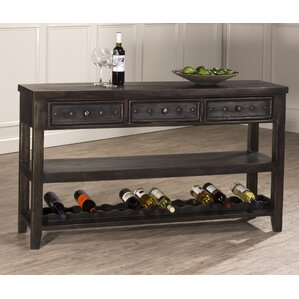 Campbell Hill Tabletop Wine Rack by Loon Peak