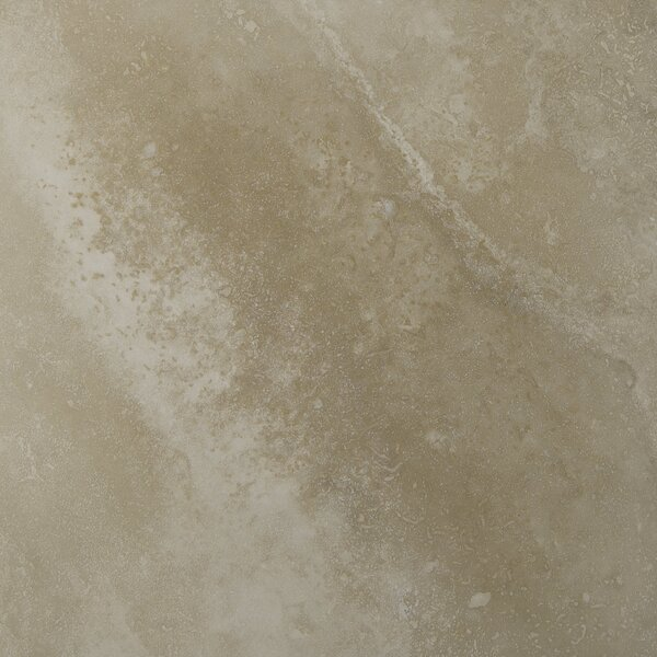 Tuscany Ivory 12 x 12 Travertine Field Tile in Beige by MSI