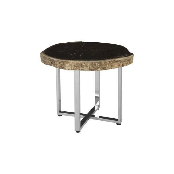 Kwiatkowski Wood Coffee Table By Union Rustic