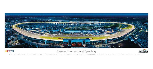 NASCAR Speedway Unframed Panorama by Blakeway Worldwide Panoramas, Inc