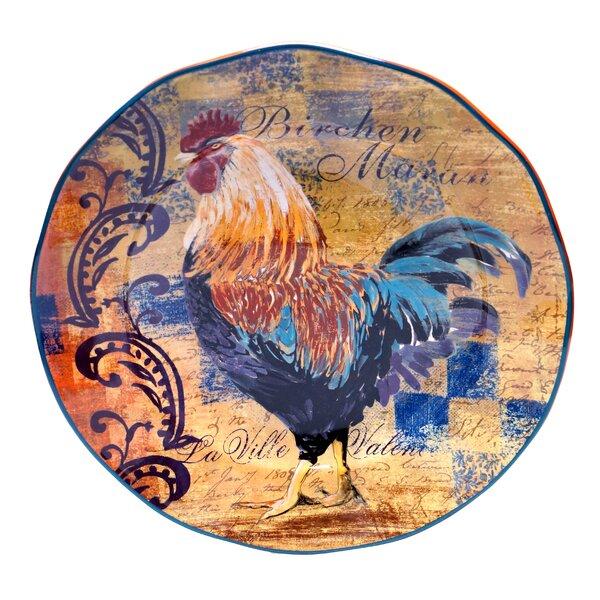 Dollie Round Platter by Fleur De Lis Living