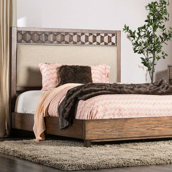 Bayamo Upholstered Platform Bed by Brayden Studio