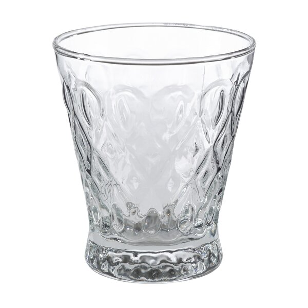 Kovac Tumbler 10 oz. Glass Cocktail Glass (Set of 36) by Alcott Hill