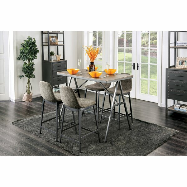 Savona 5-pcs Dining Set by Ebern Designs Ebern Designs