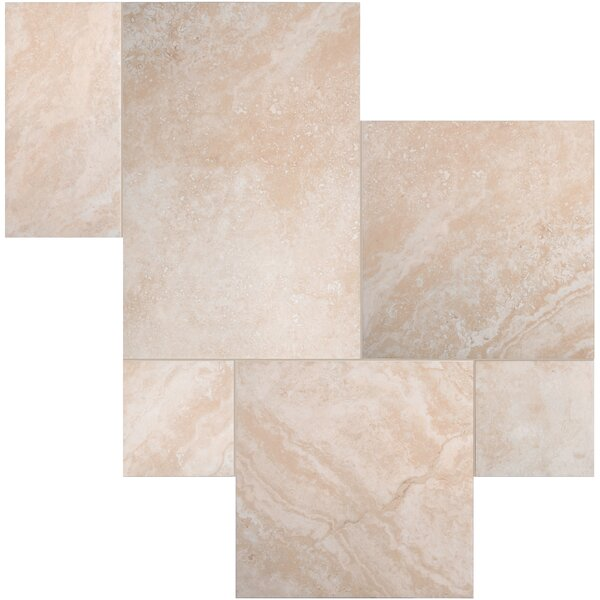 Versailles Estate 17.3 x 26 Porcelain Field Tile in Beige by MSI
