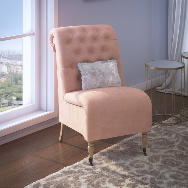 Legault Slipper Chair by Lark Manor Lark Manor