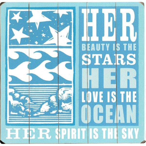 Her Spirit Graphic Art Multi-Piece Image on Wood by Artehouse LLC