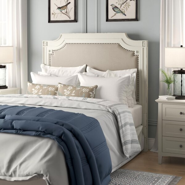 Henrietta Upholstered Panel Headboard by Birch Lane™ Heritage