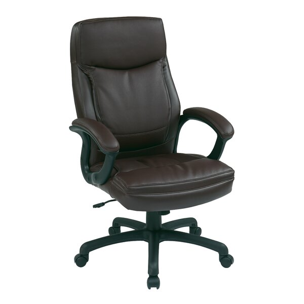 Work Smart High-Back Executive Chair by Office Star Products