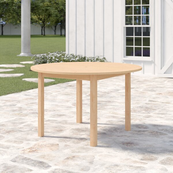 Summerton Teak Dining Table by Birch Lane™ Heritage