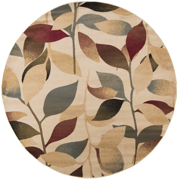 Crisman Brown Area Rug by Charlton Home