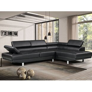 Savings Zakary Sectional By Orren Ellis
