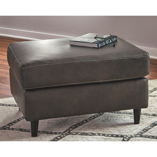 Charli Cocktail Ottoman By Millwood Pines