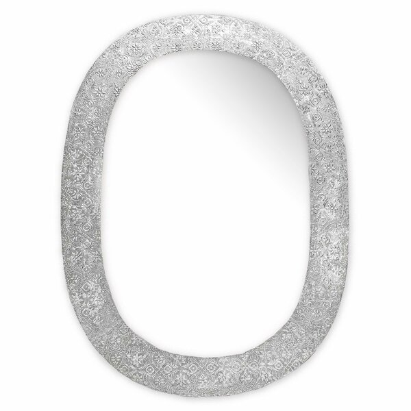 Frontiers Wall Mirror by DecorShore