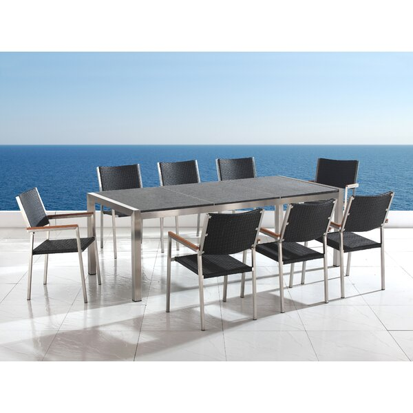 Grainne 8 Seater Dining Set by Home Etc