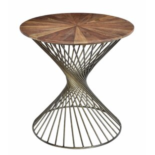 Great choice Gracia End Table By Ivy Bronx
