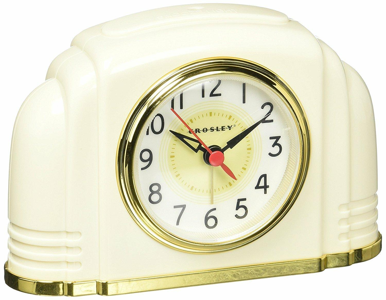 Crosley Bakelite Arch Tabletop Clock | Wayfair