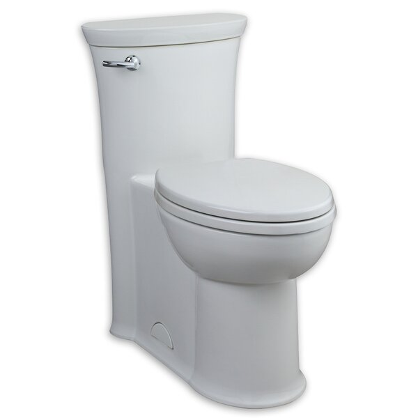 Trimbrook FloWise RH 1.28 GPF Elongated One-Piece Toilet by American Standard