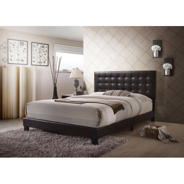 Great price Lause Queen Upholstered Platform Bed By Ebern Designs 2019 Sale