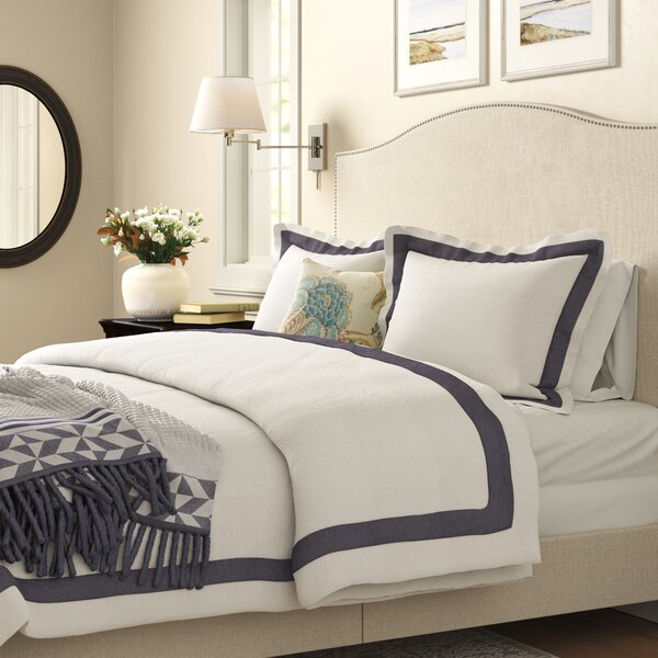 Thea Orf Linen Single Duvet Cover