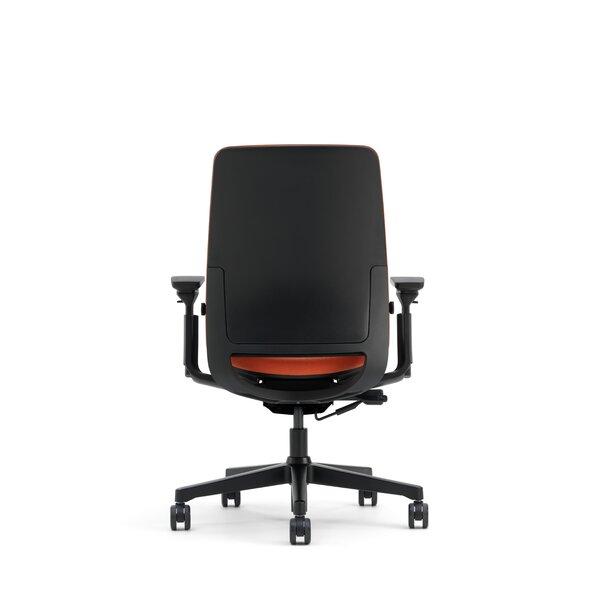 steelcase amia high-back desk chair & reviews | wayfair