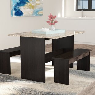 Everett 3 Piece Dining Set