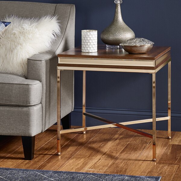 Lucien End Table By Mercer41